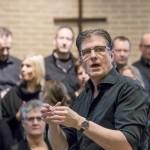Spring koor (Mirjam) foto (8) Foto Tennekes